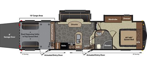 motorhome house plans motorhome house plans house and home design