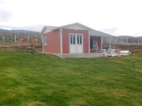 green modular housing environmentally friendly eco