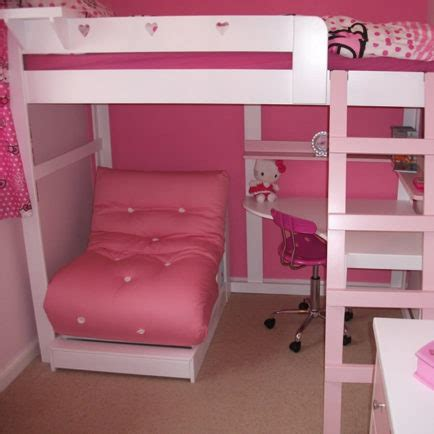 Bunk Bed With Built In Desk High Bed With Built In Shelving Desk Aspenn Furniture