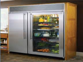glass front refrigerator for home what are the benefits of purchasing glass door fridges