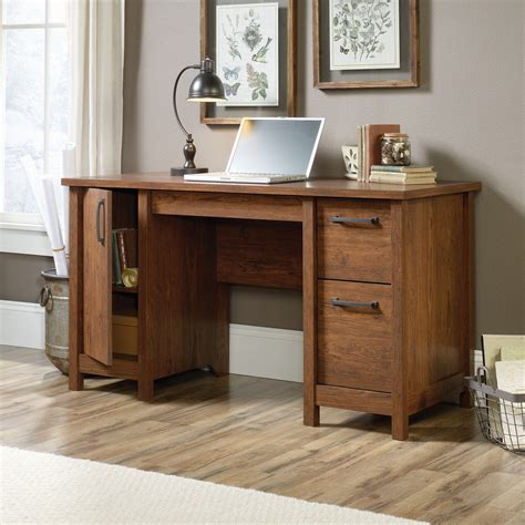 sauder cannery bridge computer desk home furniture