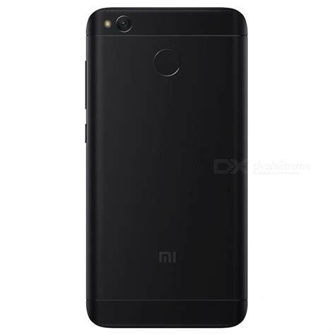 Paket Xiaomi Redmi 4x 4 X 5 0 Back Cover Anti Softcase Soft xiaomi redmi 4x 5 0 quot dual sim phone w 2gb ram 16gb rom black free shipping dealextreme