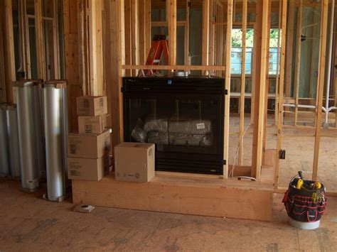 cost of installing gas fireplace how to install a gas