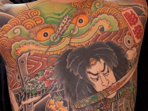 desain tato yakuza yang membuat anda menghela napas sooperboy