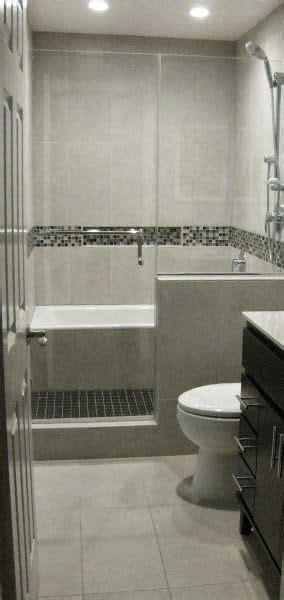 bath tub  shower wet room bathroom remodel small