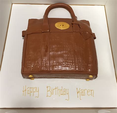 New Mulberry Website by Pin Mulberry Bag By Vs Cakes Cakesdecorcom Cake Decorating