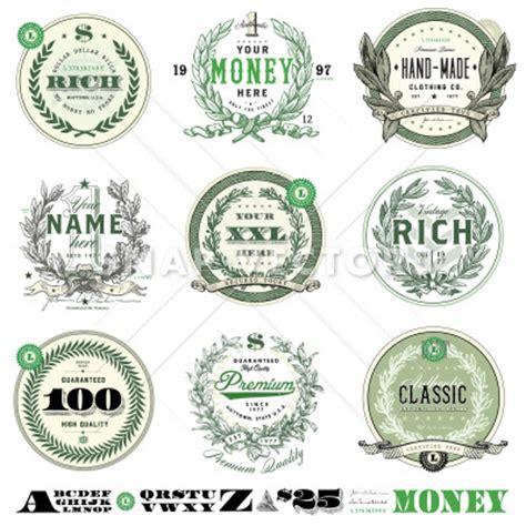 Home Design Free Money Vector Money Logo Set Snap Vectors