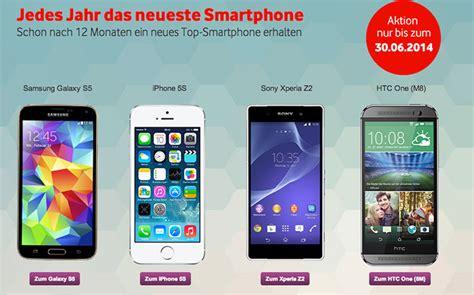 vodafone nextphone mobilfunker verspricht jedes jahr ein