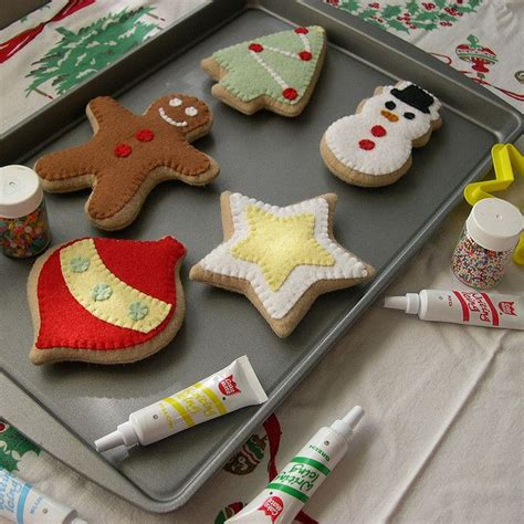 christmas creation food the 25 best felt ideas on felt ornaments felt