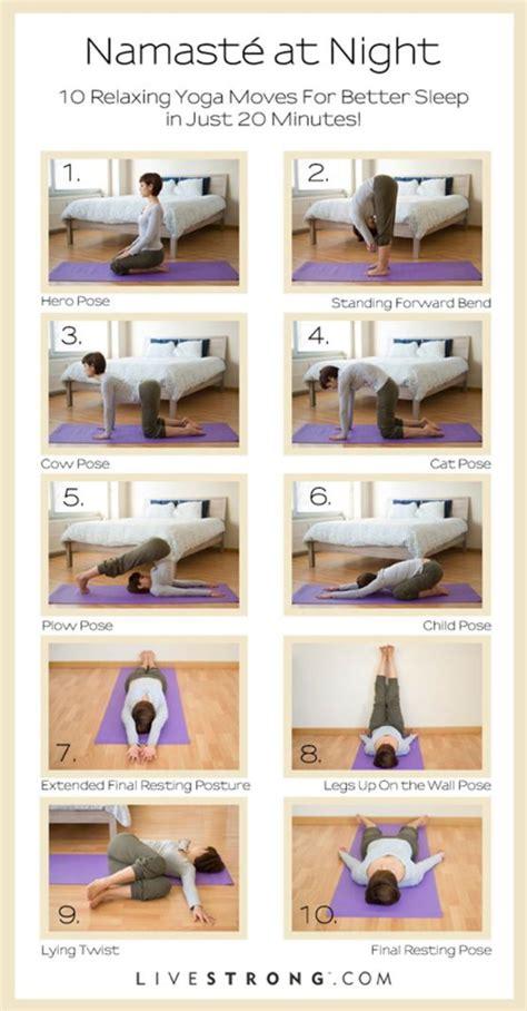 should you exercise before bed namaste at night yoga for better sleep raw ayurveda