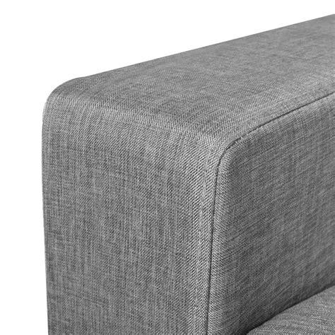 divani a tre posti divano a tre posti grigio chiaro vidaxl it