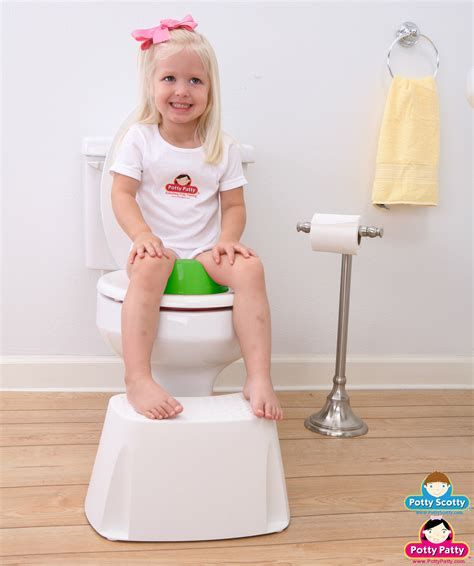 how to potty an green potty seat ii potty concepts
