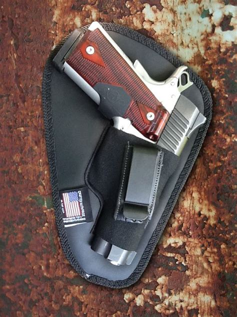 comfortable gun holsters inside the pants holsters most comfortable gear review