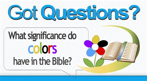 colors of the bible colors in the bible