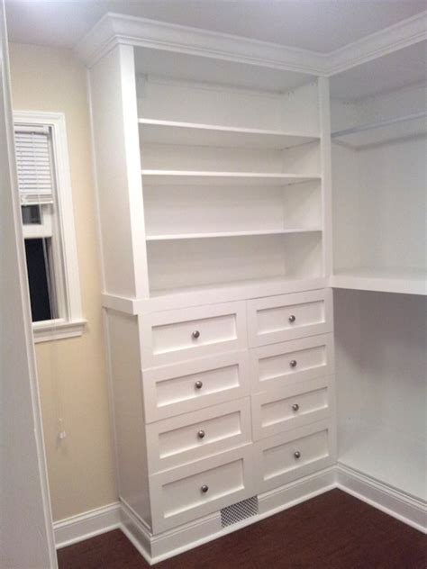 Closet With Drawers And Shelves Great Tips For Master Closet Built Ins How Tos For Drawer