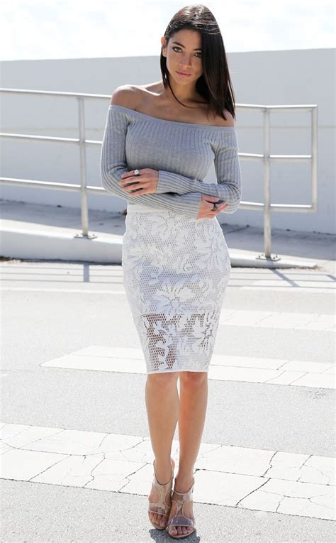 sweaters with pencil skirts