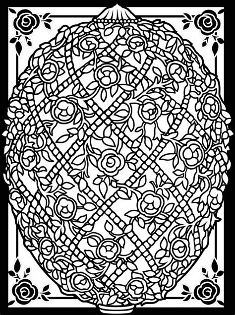easter eggs coloring pages for adults inkspired musings easy easter pretties and activities