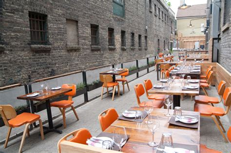 Patio Restaurants Toronto by The Best Restaurant Patios In Toronto