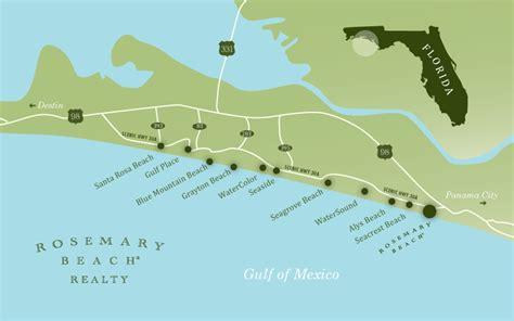 30a map rosemary realty