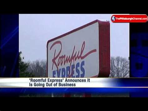 Roomful Express by Roomful Express Furniture Stores Going Out Of Business