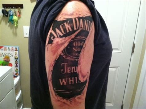 jack daniels tattoo designs arm tattoos and designs page 213
