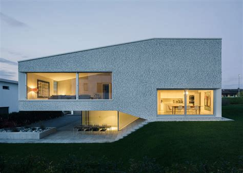 Level House by Split Level Swiss Homes House In The March District