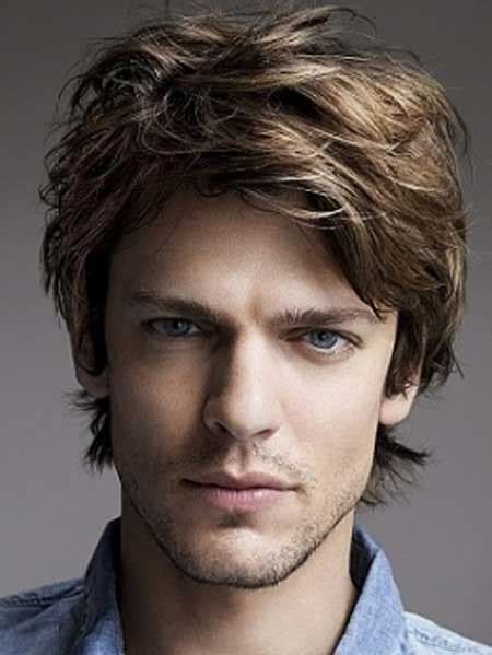 medium length hairstyles for boys easy medium length hairstyles for men