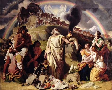 noah s victorian british painting daniel maclise