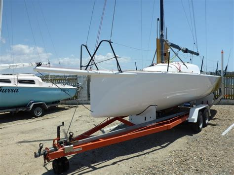 small sailing boats for sale brisbane rogers canting keel 8m sailing boats boats online for