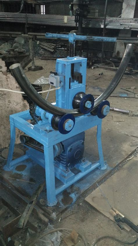 machine roll bending pipe mesin roll bending pipa spiral