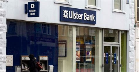 lster bank ulster bank to nine branches across northern ireland