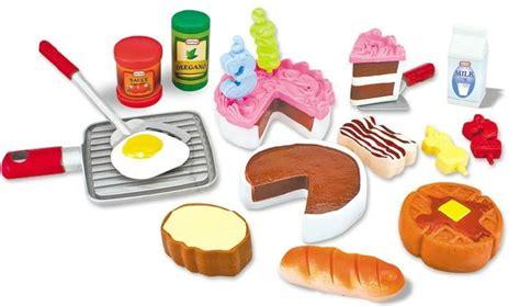 plastic food toys uk images