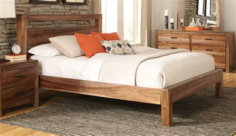 california king bed frames peyton collection 203651kw coaster california king bed frame