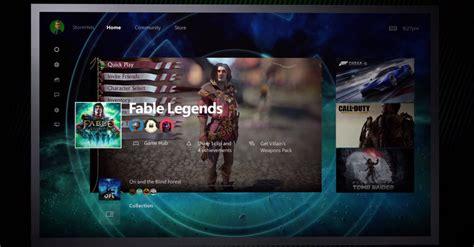 xbox one nuovo aggiornamento per i membri programma xbox one aggiornamento per la new xbox experience
