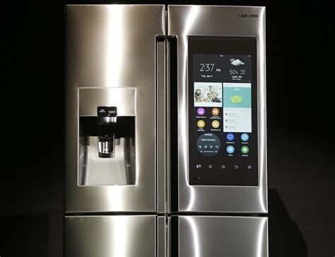 samsung family hub smart fridge 187 gadget flow