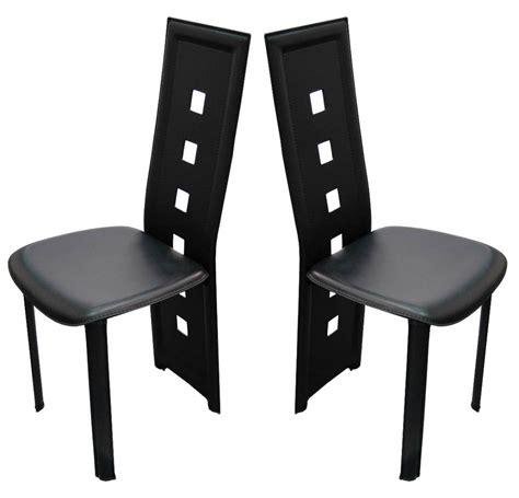 chaise dossier haut chaises dossier haut