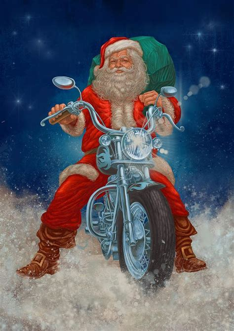 merry christmas christmas and motorcycles on pinterest