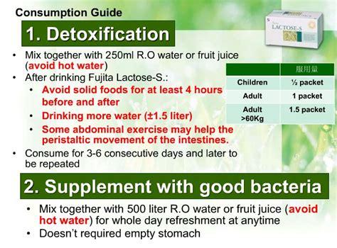 Elken Detox Dt Set Price by Elken Detoxification Fujita Lactose S Mrt Concept Tbw