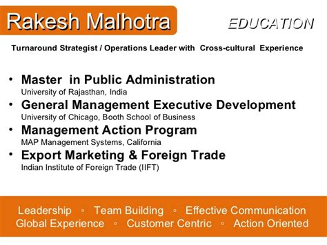 Booth Mba Application Management System by Values Matter Presentation By Rakesh Malhotra October 2011