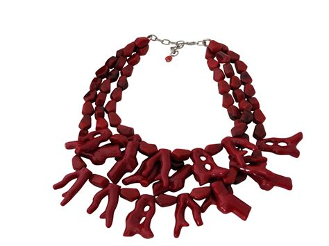 Branch Necklace coral branch necklace chic24hours