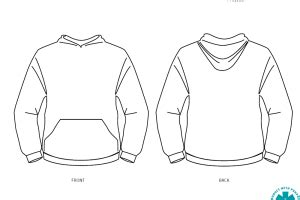 hoodie design template png design templates archives fairware promotional products