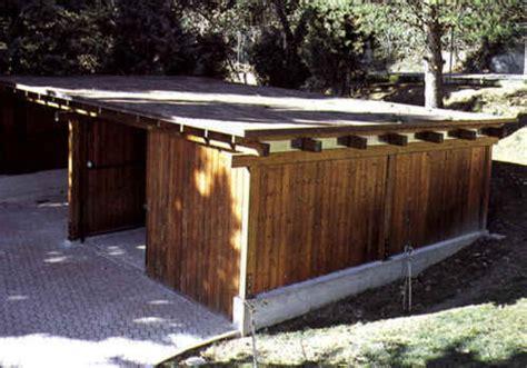 circolo giardino circolo arredamento giardino garage di legno