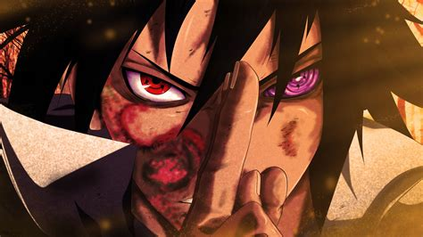 Sasuke Rinnegan Iphone Wallpaper