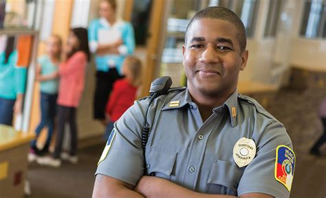 Officer One by It S Time To Reconsider Security Officer Stereotypes