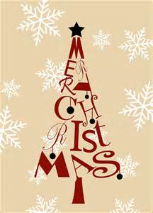 christmas tree letters business christmas cards from