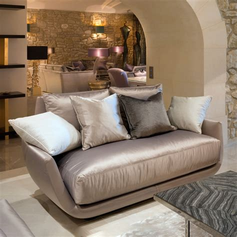 luxury modern two seater sofa juliettes interiors