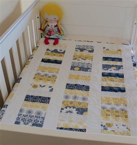baby cot quilt handmade baby cot quilt patchwork quilt