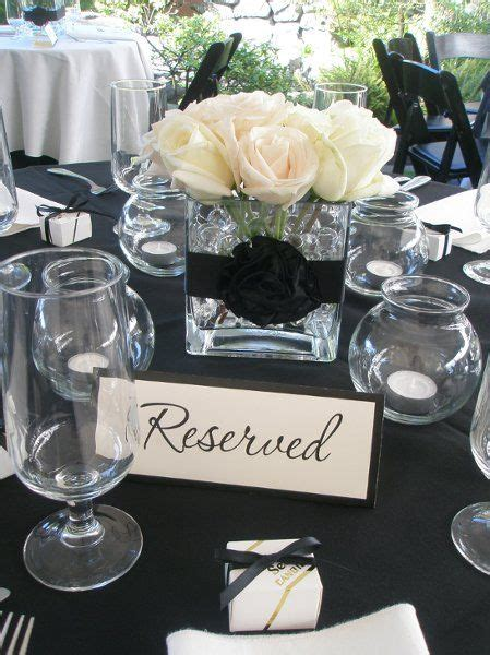 black and white table centerpieces 208 best images about cobalt royal blue silver and white