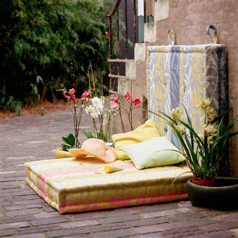 Garden Floor Ideas Garden Ideas Garden Furniture Floor Cushions