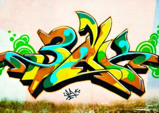 graffiti art | stock photo | colourbox